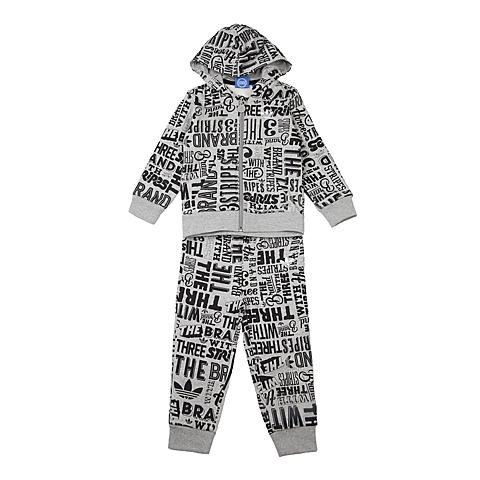 adidas阿迪三叶草专柜同款男婴长袖套服AP5452