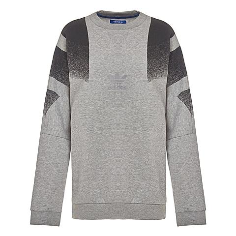 adidas阿迪三叶草新款男子三叶草系列针织套衫AJ7891