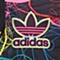 adidas阿迪三叶草2016年新款男子三叶草系列针织外套AJ7007