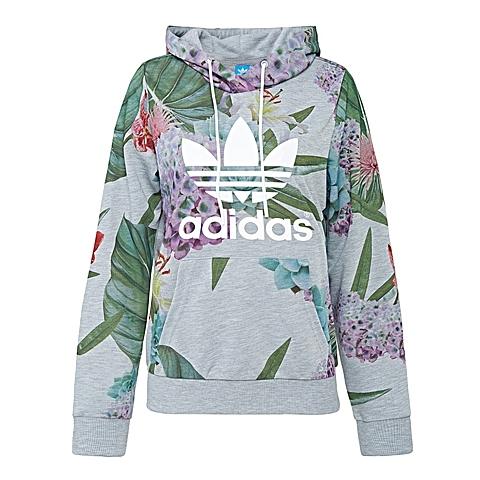 adidas阿迪三叶草新款女子针织套衫AK0611