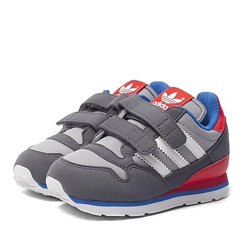 adidas阿迪三叶草新款专柜同款男婴童ZX 500系列休闲鞋S78749