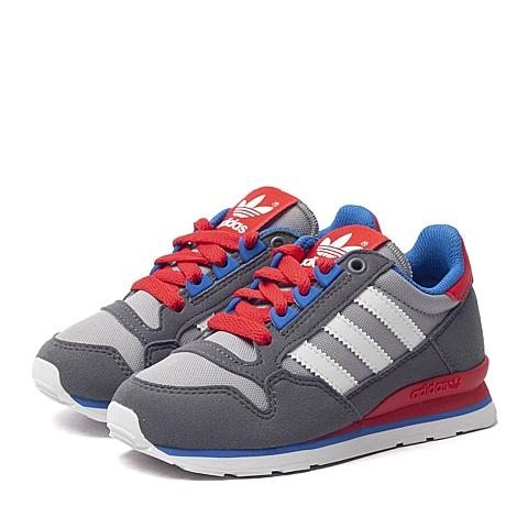 adidas阿迪三叶草新款专柜同款男小童ZX 500系列休闲鞋S78747