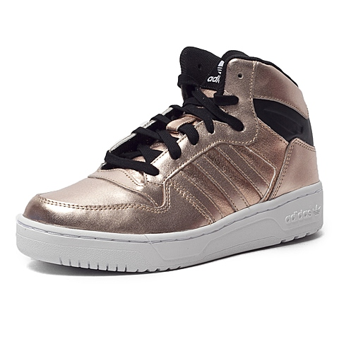 adidas阿迪三叶草2016年新款女子中帮休闲鞋S75200