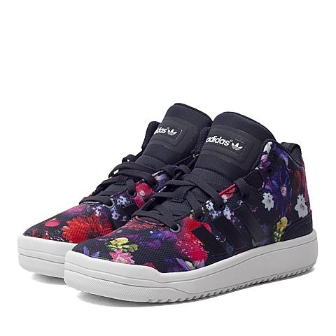 adidas阿迪三叶草新款专柜同款女小童休闲鞋S74894