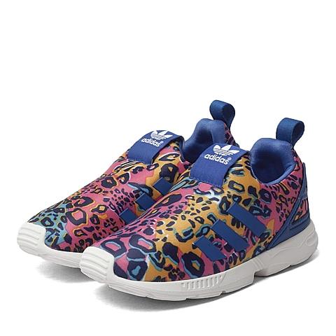 adidas阿迪三叶草2016新款专柜同款女婴童ZX FLUX系列休闲鞋S75218