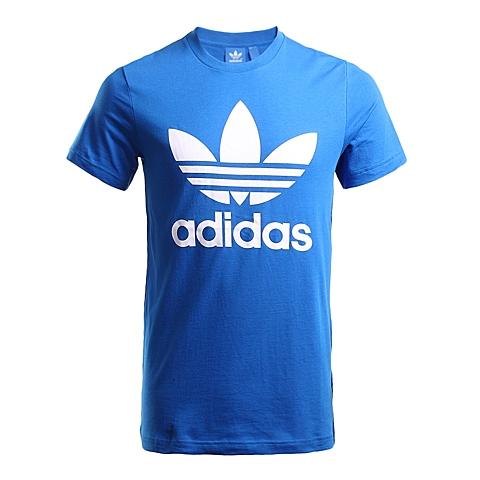 adidas阿迪三叶草新款男子三叶草系列短袖T恤AJ8829