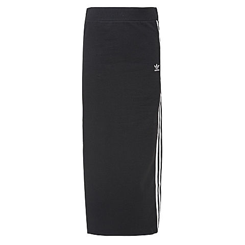 adidas阿迪三叶草新款女子三叶草系列长裙AJ8426