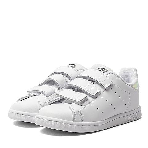 adidas阿迪三叶草2016新款专柜同款婴童STAN SMITH休闲鞋AQ6274