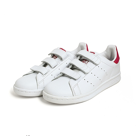 adidas阿迪三叶草2016新款专柜同款女婴童STAN SMITH休闲鞋B32704