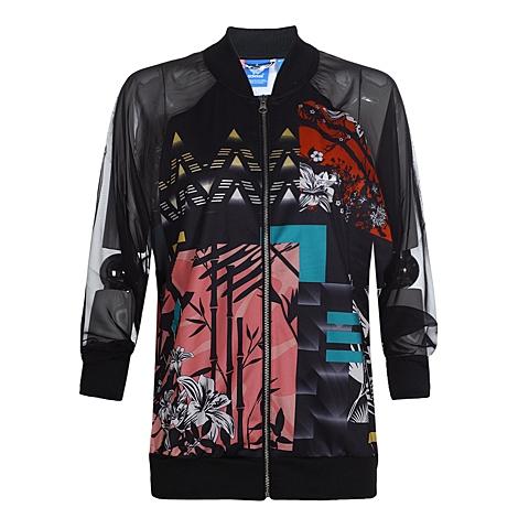 adidas阿迪三叶草新款女子三叶草系列运动衫AJ8578