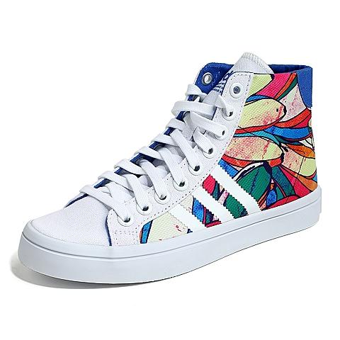 adidas阿迪三叶草新款女子三叶草系列休闲鞋AQ2875