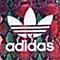 adidas阿迪三叶草新款女子三叶草系列连衣裙AJ8544