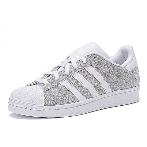 adidas阿迪三叶草新款女子三叶草系列休闲鞋S75125