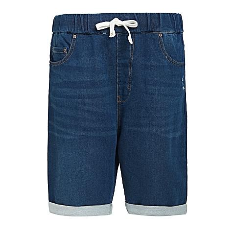 adidas阿迪三叶草新款男子三叶草系列针织短裤AJ7744