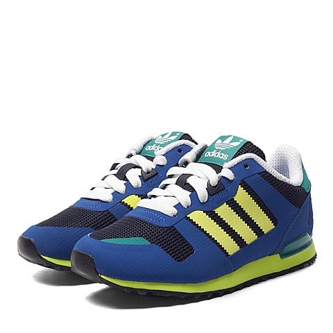 adidas阿迪三叶草新款专柜同款男小童ZX 700系列休闲鞋S78740