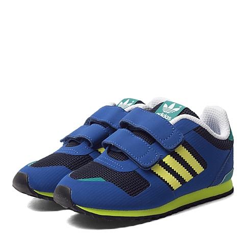 adidas阿迪三叶草新款专柜同款男婴童ZX 700系列休闲鞋S78745