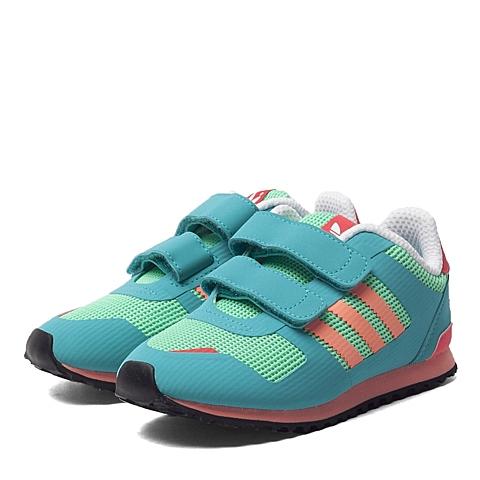 adidas阿迪三叶草新款专柜同款男婴童ZX 700系列休闲鞋S78746