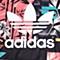 adidas阿迪三叶草2016新款女子三叶草系列T恤AJ8523