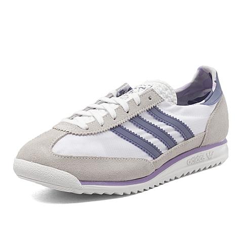 adidas阿迪三叶草新款女子三叶草系列休闲鞋S78927