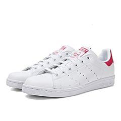 adidas阿迪三叶草2017新款专柜同款女大童STAN SMITH休闲鞋B32703