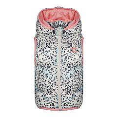adidas阿迪三叶草新款专柜同款女童棉背心AY8550