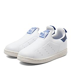 adidas阿迪三叶草新款专柜同款男婴童STAN SMITH休闲鞋S32127