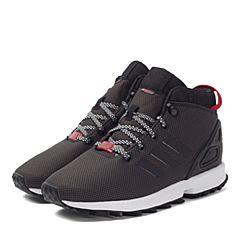 adidas阿迪三叶草新款专柜同款男大童ZX FLUX休闲鞋S76267