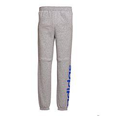 adidas阿迪达斯2017新款男大童YB LIN PANT针织长裤BK3481