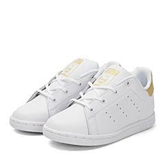 adidas阿迪三叶草2017新款婴童STAN SMITH I休闲鞋BB3004