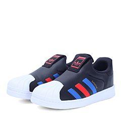 adidas阿迪三叶草2017婴童SUPERSTAR 360 I休闲鞋BY9936