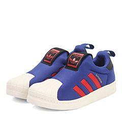 adidas阿迪三叶草男小童SUPERSTAR 360 C休闲鞋BY9926