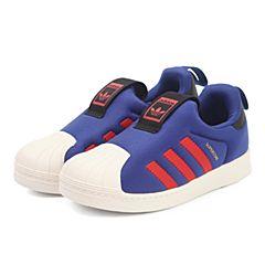 adidas阿迪三叶草男婴童SUPERSTAR 360 I休闲鞋BY9934
