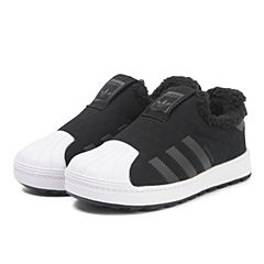 adidas阿迪三叶草中性婴童SUPERSTAR WINTER 360 I休闲鞋BY9940