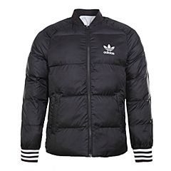 adidas Originals阿迪三叶草新款男子SST JACKET棉服BR4798