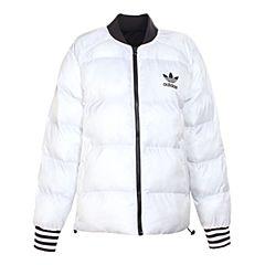 adidas Originals阿迪三叶草2017年新款女子SST REV JACKET棉服BS4424