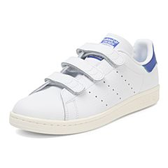 adidas Originals阿迪三叶草新款中性STAN SMITH CFFOUNDATION系列休闲鞋BZ0535
