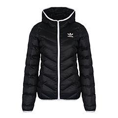 adidas阿迪达斯2017年新款女子SLIM JACKET棉服BS5025