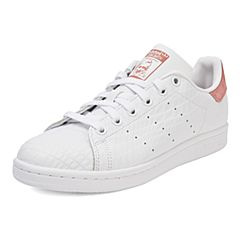 adidas Originals阿迪三叶草新款女子STAN SMITH W三叶草系列休闲鞋BZ0410