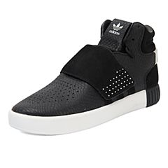 adidas阿迪三叶草新款中性TUBULAR INVADER STRAP三叶草系列休闲鞋BY3636