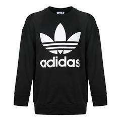adidas Originals阿迪三叶草2018男子TREF OVER CREW运动衫CW1236