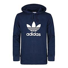 adidas Originals阿迪三叶草2018男子TREFOIL HOODY运动衫CX1900
