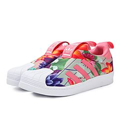 adidas阿迪三叶草2018女小童SUPERSTAR 360 C 休闲鞋CQ2550