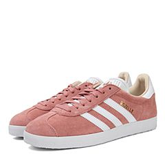 adidas Originals阿迪三叶草2018女子GAZELLE WFOUNDATION休闲鞋CQ2186