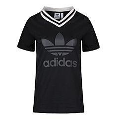 adidas Originals阿迪三叶草2018女子ADIBREAK TEE短袖T恤CE1006