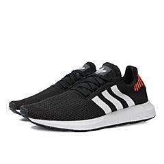 adidas Originals阿迪三葉草中性SWIFT RUN三葉草系列休閑鞋B37730