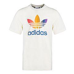 adidas Originals阿迪三叶草2018男子TREFOIL T SHIRT圆领短T恤DU0347