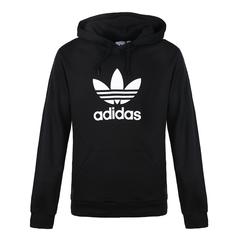 adidas阿迪达斯2018男子TREFOIL HOODIE针织套衫DT7964