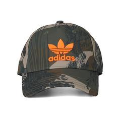 adidas Originals阿迪三葉草020中性CAMO BB CAP帽子GD4464