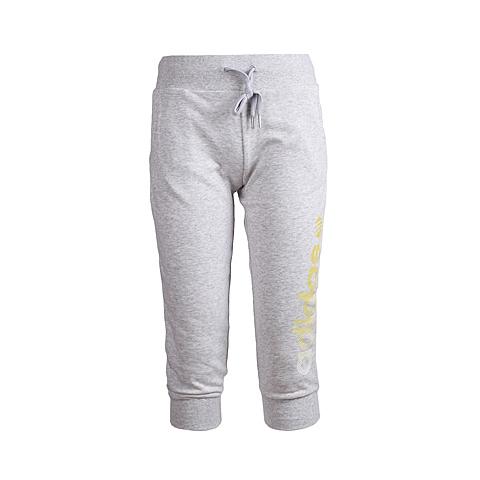 adidas阿迪休闲新款女子运动休闲系列中裤S26563