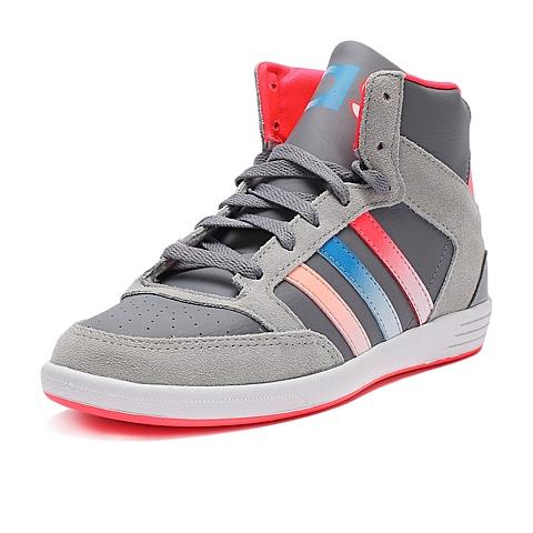 adidas阿迪休闲新款女子高帮休闲鞋AQ1569